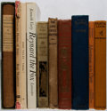 Books:Art & Architecture, [Art and Illustration]. Walt Whitman, Nathaniel Hawthorne, and Others. Group of 10 Illustrated Books. Good or better conditi... (Total: 10 Items)