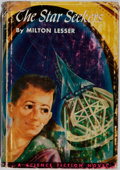 Books:Science Fiction & Fantasy, Milton Lesser. The Star Seekers. Winston, 1953. First edition, first printing. Rubbing and bumping to boards. Spine ...