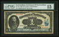 Canadian Currency: , St. John's, NF - Government of Newfoundland $1 Jan. 2, 1920 Ch. #NF-12d. ...