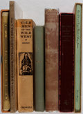 Books:Americana & American History, [Western Americana]. Civil War and More. Group of Seven Books. Goodor better condition.... (Total: 7 Items)