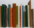 Books:Americana & American History, [Texana]. Stephen F. Austin, Ben Thompson, Ozona County, and More.Group of 17 Books, Some First Editions. Good or better co...(Total: 17 Items)