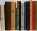 Books:Americana & American History, [Texana]. Tom Lea, Will Hogg, Schulenburg, and More. Group of 12Books, Some First Editions. Good or better condition....