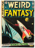 Golden Age (1938-1955):Science Fiction, Weird Fantasy #9 (EC, 1951) Condition: FN+....