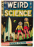 Golden Age (1938-1955):Science Fiction, Weird Science #7 (EC, 1951) Condition: VG/FN....