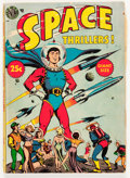 Golden Age (1938-1955):Science Fiction, Space Thrillers #nn (Avon, 1954) Condition: GD+....