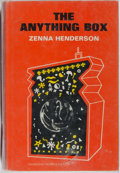 Books:Science Fiction & Fantasy, Zenna Henderson. The Anything Box. Doubleday & Company,1965. First edition. Publisher's cloth and dust jacket. ...