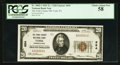 National Bank Notes:Pennsylvania, York, PA - $20 1929 Ty. 1 The York County NB Ch. # 694. ...