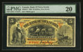 Canadian Currency: , Halifax, NS- The Bank of Nova Scotia $5 Sept. 1, 1908 Ch #550-28-12. ...