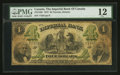 Canadian Currency: , Toronto, ON- The Imperial Bank of Canada $4 March 1, 1875 Ch #375-10-02. ...