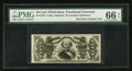 Fractional Currency:Third Issue, Fr. 1335 50¢ Third Issue Spinner PMG Gem Uncirculated 66 EPQ.. ...
