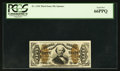 Fractional Currency:Third Issue, Fr. 1334 50¢ Third Issue Spinner PCGS Gem New 66PPQ.. ...