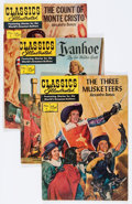 Silver Age (1956-1969):Classics Illustrated, Classics Illustrated Group (Gilberton, 1960s) Condition: AverageVG/FN.... (Total: 40 Comic Books)