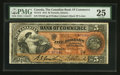 Canadian Currency: , Toronto, ON- The Canadian Bank of Commerce $5 May 1, 1912 Ch #75-14-14. ...