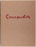 Books:Literature 1900-up, Anatole France. SIGNED/LIMITED. Crainquebille. The Limited Editions Club, 1949. Limited to 1500 hand-numbered ...