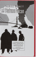 Books:Mystery & Detective Fiction, Dashiell Hammett. The Maltese Falcon. The Folio Society, 2000. Second edition. Illustrated by David Eccles. Publ...