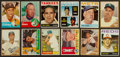 Baseball Cards:Lots, 1960 - 1965, 1971 Topps Baseball Collection (209) With Many Stars....