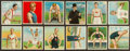 "Baseball Cards:Sets, 1910 T218 Mecca ""Champion Athlete and Prize Fighter Series"" Collection (75 Different). ..."
