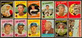 Baseball Cards:Lots, 1959 Topps Baseball Collection (250) With Stars & HoFers. ...