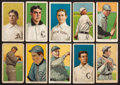 Baseball Cards:Lots, 1909-11 T206 White Border Collection (10) with HoFers. ...