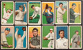Baseball Cards:Lots, 1909-11 T206 White Border Collection (12) with HoFers. ...