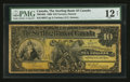 Canadian Currency: , Toronto, ON- The Sterling Bank $10 April 25, 1906 Ch # 700-10-04....