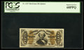 Fractional Currency:Third Issue, Fr. 1327 50¢ Third Issue Spinner PCGS Superb Gem New 68PPQ.. ...