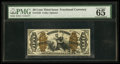 Fractional Currency:Third Issue, Fr. 1343 50¢ Third Issue Justice PMG Gem Uncirculated 65 EPQ.. ...