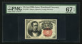 Fractional Currency:Fifth Issue, Fr. 1265 10¢ Fifth Issue PMG Superb Gem Unc 67 EPQ.. ...