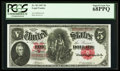 Large Size:Legal Tender Notes, Fr. 85 $5 1907 Legal Tender PCGS Superb Gem New 68PPQ.. ...