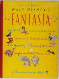 Books:Children's Books, [Walt Disney Productions]. Stories From Walt Disney'sFantasia. Random House, 1940. First edition. With illustra...