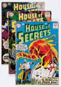 Silver Age (1956-1969):Mystery, House of Secrets Group (DC, 1959-62).... (Total: 7 Comic Books)