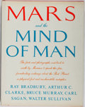 Books:Science Fiction & Fantasy, Ray Bradbury, et al. SIGNED. Mars and the Mind of Man. Harper & Row Publishers, 1973. First edition. Signed by...
