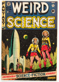 Golden Age (1938-1955):Science Fiction, Weird Science #7 (EC, 1951) Condition: VG....