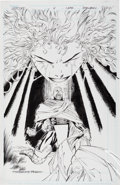 Original Comic Art:Covers, Benjamin Regla WildCORE #8 Cover Original Art (Image,1998)....