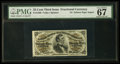 Fractional Currency:Third Issue, Fr. 1296 25¢ Third Issue PMG Superb Gem Unc 67 EPQ.. ...