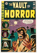 Golden Age (1938-1955):Horror, Vault of Horror #17 (EC, 1951) Condition: Qualified FN-....