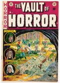Golden Age (1938-1955):Horror, Vault of Horror #27 (EC, 1952) Condition: FN+....