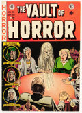 Golden Age (1938-1955):Horror, Vault of Horror #25 (EC, 1952) Condition: FN/VF....