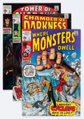Bronze Age (1970-1979):Horror, Marvel Bronze Age Horror Comics Group (Marvel, 1969-70) Condition:Average VF.... (Total: 14 Comic Books)
