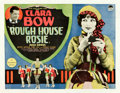"Movie Posters:Comedy, Rough House Rosie (Paramount, 1927). Half Sheet (22"" X 28"") StyleA.. ..."