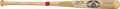Baseball Collectibles:Bats, 1989 Hall of Fame Inductees Multi Signed Cooperstown Bat Company Bat. ...