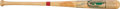 Baseball Collectibles:Bats, 1987 New York Giants Multi Signed Cooperstown Bat Company Bat With Willie Mays. ...