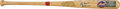 Baseball Collectibles:Bats, 1989 New York Mets Multi Signed Cooperstown Bat. ...