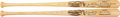 Baseball Collectibles:Bats, Willie McCovey Signed Louisville Slugger Bat With Inscriptions - Lot of 2. ...