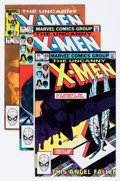 Modern Age (1980-Present):Superhero, X-Men Box Lot (Marvel, 1983-95) Condition: Average NM-....