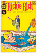 Silver Age (1956-1969):Humor, Richie Rich #1 (Harvey, 1960) Condition: Apparent VG+....
