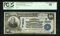 National Bank Notes:Pennsylvania, Meyersdale, PA - $10 1902 Plain Back Fr. 633 The Citizens NB Ch. #(E)5833. ...