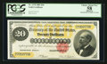 Large Size:Gold Certificates, Fr. 1178 $20 1882 Gold Certificate PCGS Apparent Choice About New 58. . ...