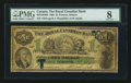 Canadian Currency: , Toronto, ON- The Royal Canadian Bank $1 July 26, 1865 Ch #635-10-04-02. ...