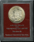 Additional Certified Coins: , 1897-S $1 MS65 Paramount International (MS64). Ex: Redfield. Thislustrous piece has lovely g...